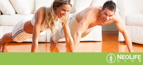 redna vadba uravna hormone