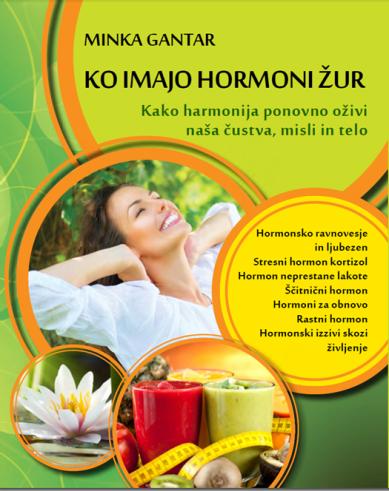 Minka Gantar Ko imajo hormoni žur-naslovnica