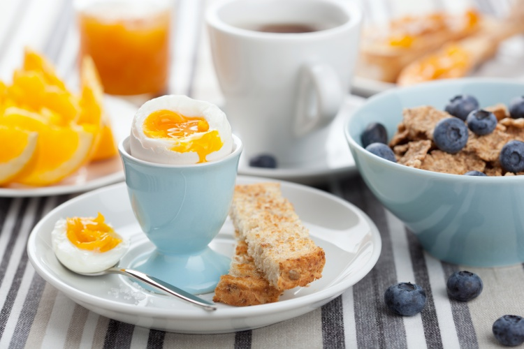 Zajtrk in hujšanje